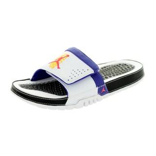 Nike Jordan Men's Jordan Hydro Viii Retro White/Black/d Sandal