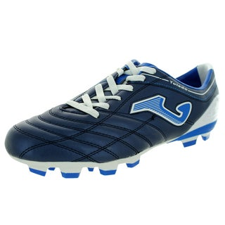 Joma Men's Toledo 203 Piso Srm Blue/White Soccer Cleat