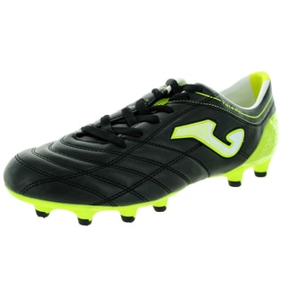 Joma Men's Toledo 201 Piso Multi Black/Green Soccer Cleat