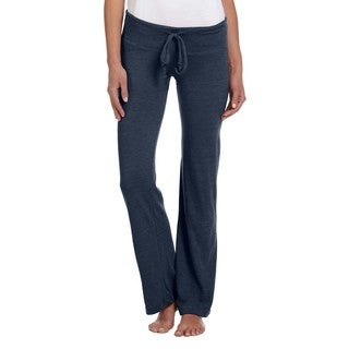 Eco-Jersey Women's True Navy Long Pants