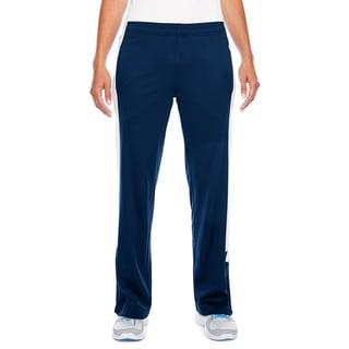 Link to Elite Women's Performance Fleece Pant Sport Dark Navy/White Similar Items in Athletic Clothing