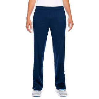 Elite Women's Performance Fleece Pant Sport Dark Navy/White
