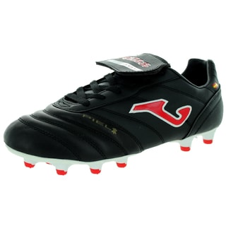 Joma Men's Gol N 101 Multi Black/Red Soccer Cleat