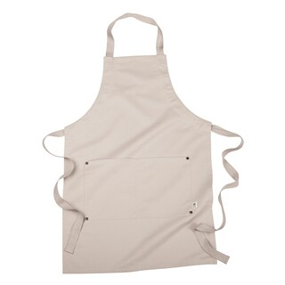 Oyster Organic Cotton/Recycled Polyester Eco Apron