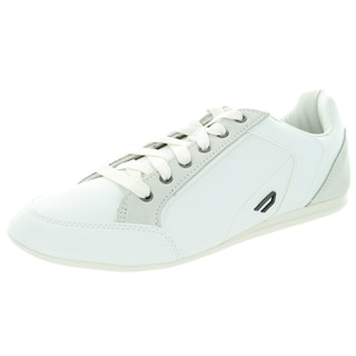 Diesel Men's Wanted White Casual Shoe