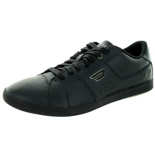 Diesel Men's Gotcha Black Lifestyle Shoe