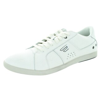 Diesel Men's Gotcha White Lifestyle Shoe