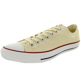 Converse Unisex Chuck Taylor All Star Ox Natural White Basketball Shoe