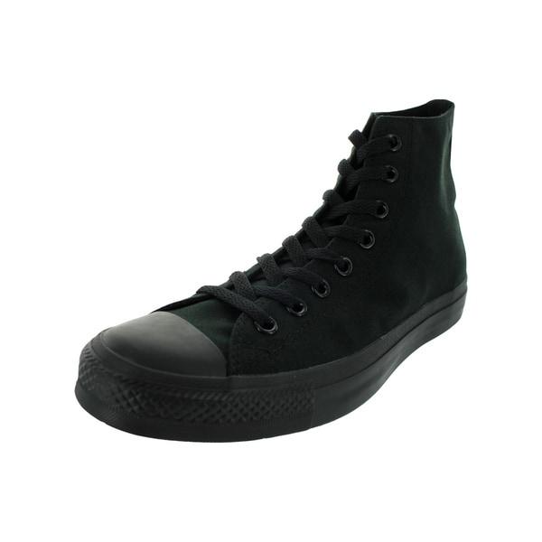 Shop Converse Chuck Taylor All Star High 4 (Black Mono