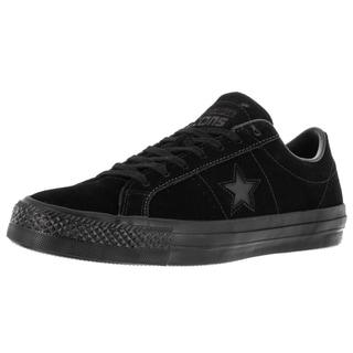 Converse Unisex One Star Pro Ox Black/Black Skate Shoe
