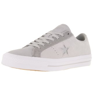Converse Unisex One Star Pro Ox Mouse Mouse/Ash Grey Skate Shoe