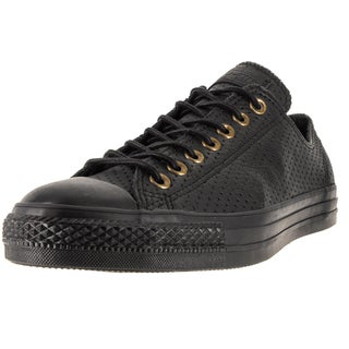Converse Unisex Chuck Taylor All Star Ox Black/Biscui Basketball Shoe
