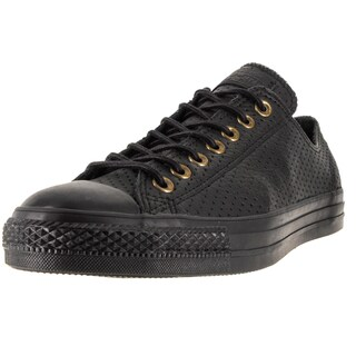 Converse Unisex Chuck Taylor All Star Ox Black/Biscui Basketball Shoe (5 options available)