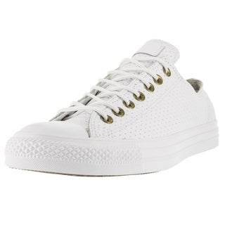 Converse Unisex Chuck Taylor All Star Ox White/Biscui Basketball Shoe