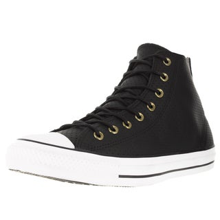 Converse Unisex Chuck Taylor All Star Hi Black/Bisqui Basketball Shoe
