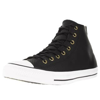 Converse Unisex Chuck Taylor All Star Hi Black/Bisqui Basketball Shoe|https://ak1.ostkcdn.com/images/products/12319084/P19152207.jpg?impolicy=medium