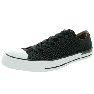 Converse Unisex Chuck Taylor Ox Black/Sand D Basketball Shoe