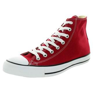 Converse Unisex Chuck Taylor Hi Chili Paste Basketball Shoe