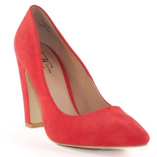 VALENTINA Red High Heel