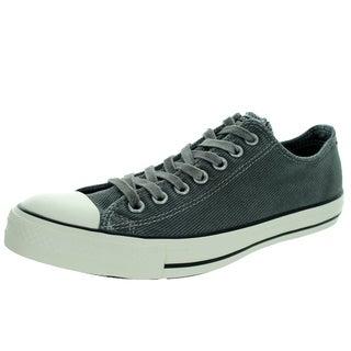 Converse Unisex Chuck Taylor Ox Thunder Thunder/Black Casual Shoe
