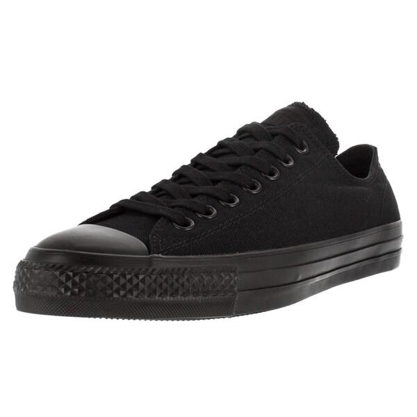 8d8802c87b64 Shop Converse Unisex Chuck Taylor All Star Pro Ox Black Black Skate ...