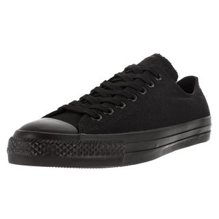 Converse Unisex Chuck Taylor All Star Pro Ox Black/Black Skate Shoe (Option: 12)