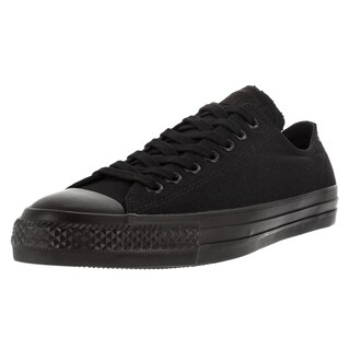 Converse Unisex Chuck Taylor All Star Pro Ox Black/Black Skate Shoe