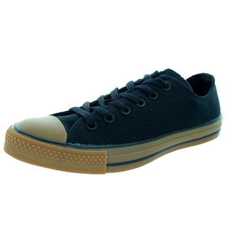 Converse Unisex All Star Chuck Taylor Ox Black/Gum Basketball Shoe