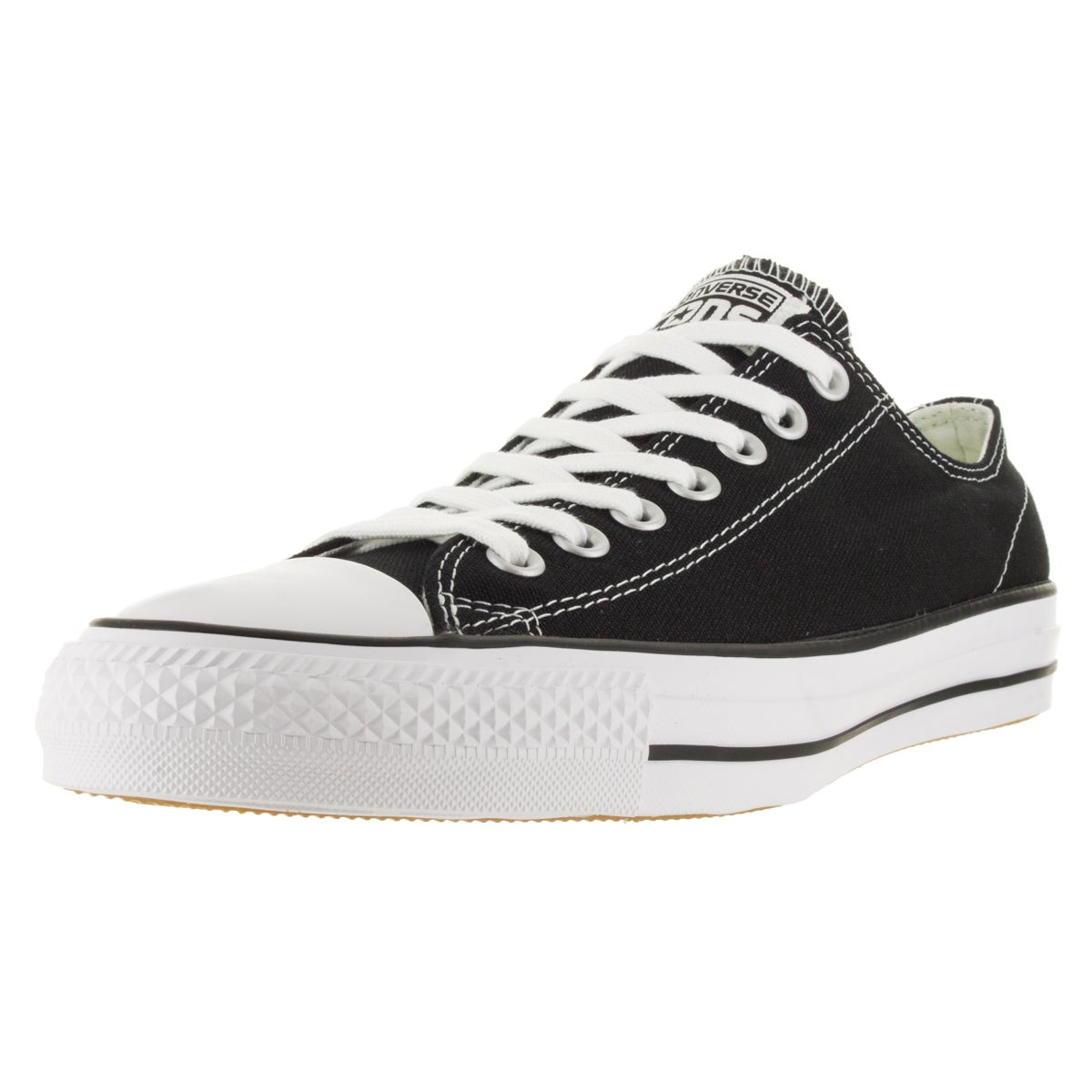 450a57c6f40c1 Converse Unisex Chuck Taylor All Star Pro Ox Black/White Skate Shoe