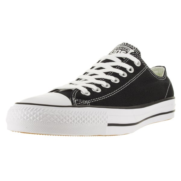 Chuck Taylor All Star Monochrome Ox Plimsolls Converse Black Women Professional