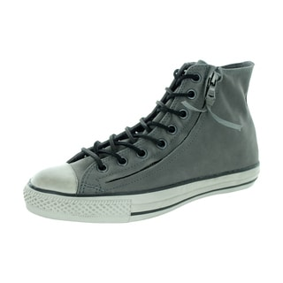 Converse Unisex Chuck Taylor Double Zip Hi Phaeton Grey Casual Shoe