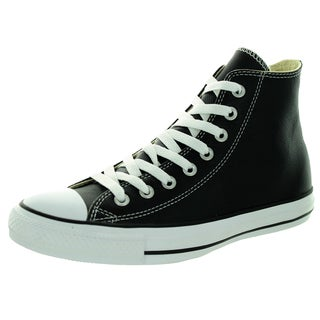 Converse Unisex Chuck Taylor Hi Black Basketball Shoe