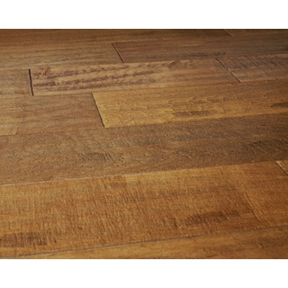 Everyday Flooring Cinnamon Brown Polyurethane/Aluminum/Engineered Hardwood Flooring (22.475 sq ft per case)