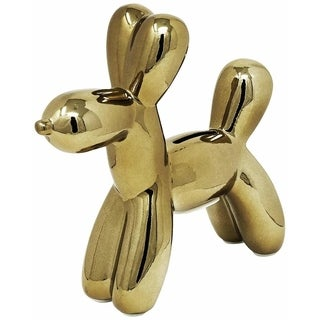 Interior Illusions BALLOON DOG BANK MINI