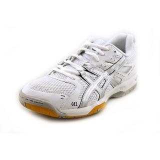 Asics Women's 'Gel-Rocket 6' Basic Textile Athletic Shoes