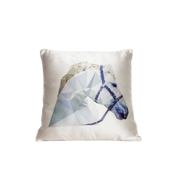 Interior Illusions HORSE PILLOW