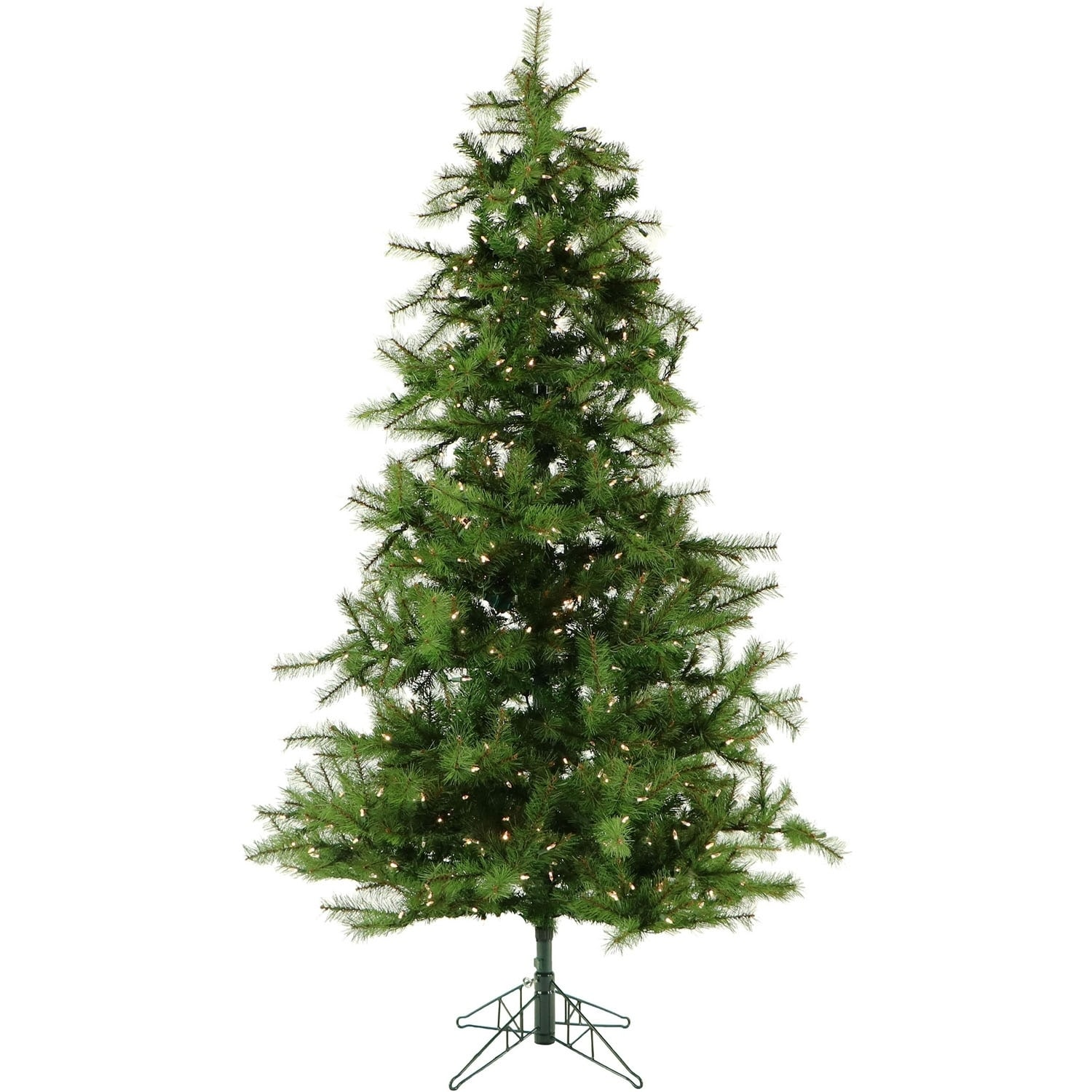 Fraser Hill Farm 7-foot Southern Peace Pine Christmas Tre...