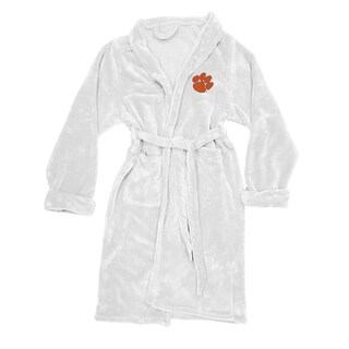COL 349 Clemson L/XL Bathrobe