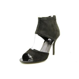 Steve Madden Women's 'Lift Off' Regular Suede Dress Shoes
