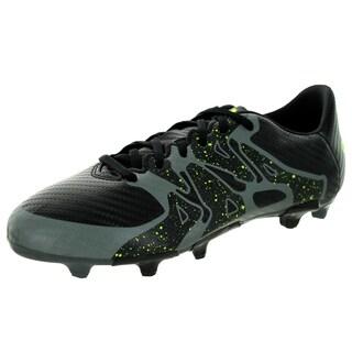 Adidas Kid's x 15.3 Fg/Ag J Black/ Soccer Cleat