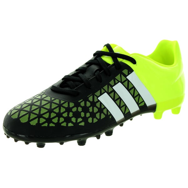407208084585 Shop Adidas Kid s Ace 15.3 Fg Ag J Black White  Soccer Cleat - Free ...