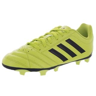 Adidas Kid's Goletto V Fg J /Navy/Navy Soccer Cleat