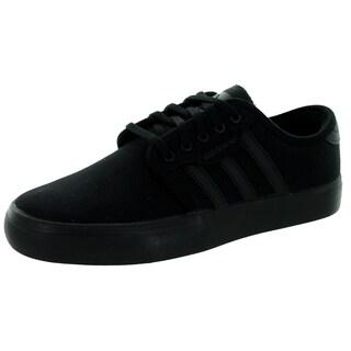 Adidas Kid's Seeley J Black/Black/Drkcin Skate Shoe