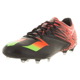 Adidas Men's Messi 15.2 Black/Green/Red Soccer Cleat