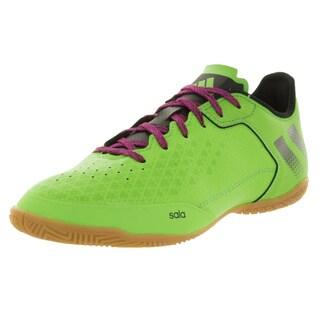 Adidas Men's Ace 16.3 Ct Green/Black/ Indoor Soccer Shoe