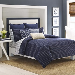 Nautica Brindley Twin Size Comforter Set (As Is Item)
