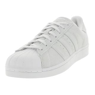 Adidas Men's Superstar Rt Originals White Basketball Shoe