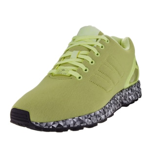 Adidas Men's Zx Flux Originals Green/Green/Black Running Shoe