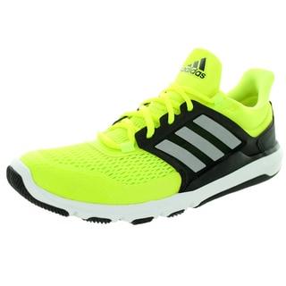 Adidas Men's Adipure 360.3 M Volt/Black/White Running Shoe