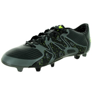 Adidas Men's x 15.3 Fg/Ag Black/ Soccer Cleat